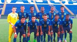 Honduras Sub-21 peleará por la medalla de oro tras vencer a El Salvador en tanda de penales