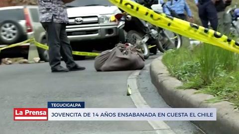 Sucesos, resumen del 18-7-2018. Capturan a cabecilla de la mara 18 en Comayagua