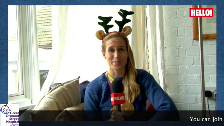 Olympic rower Helen Glover gives us her top tips for keeping fit with the family over Christmas