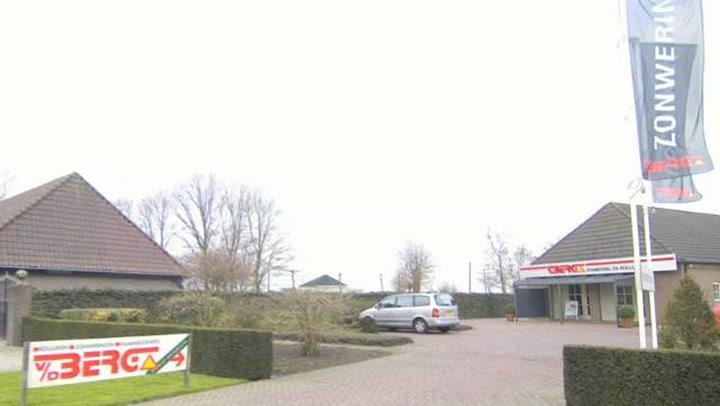 Berg Zonwering Rolluiken en Veranda's vd - Bedrijfsvideo