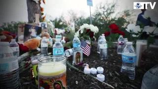 Despiden a migrantes fallecidos en tráiler en Texas