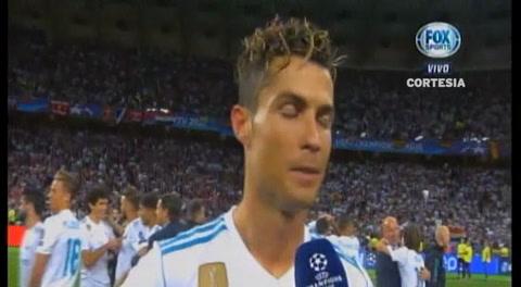 Cristiano Ronaldo insinúa su adiós del Real Madrid
