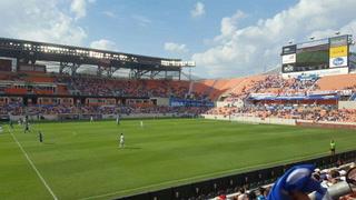 El Salvador derrota a Olimpia con solitario gol de Efraín Burgos (1-0)