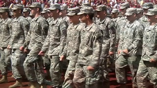 Veterans honored during Military Appreciation Day