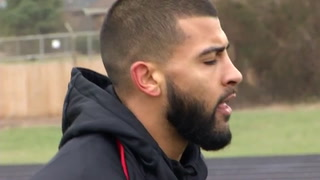 Springfield's Bubba Jenkins chasing NFL dream