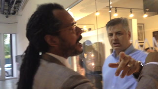 Artist's Son Confronts Gallery About Allegedly Bogus Art