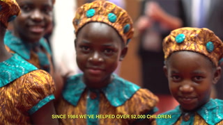 African Children's Choir Sings with Heart