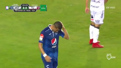 Motagua pierde 1-0 contra Xolos de Tijuana en Texas, EE UU