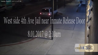 Raw Video: Firebombing at 4th Ave Jail I