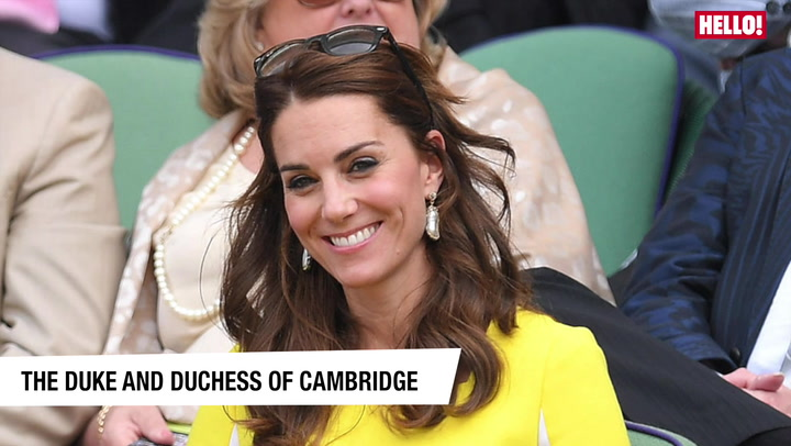 We Look Back On Wimbledon\'s Best Royal And Celebrity Moments