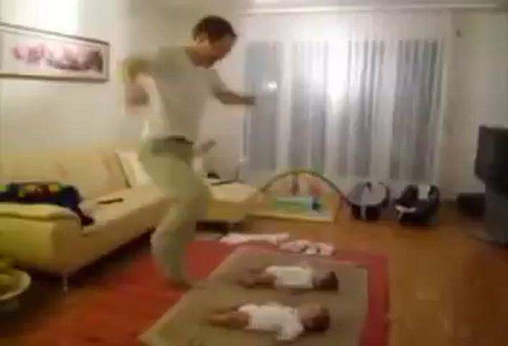 I video più dolci della rete tra padre e figlio