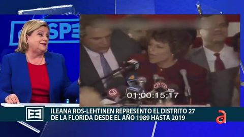 EXCLUSIVA: Primera entrevista de Ileana Ros-Lehtinen  tras retirarse como congresista