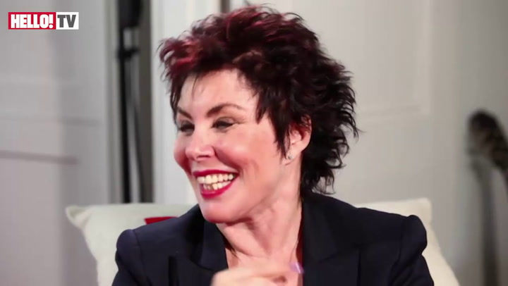 Ruby Wax invites HELLO! Online to her house for an exclusive chat Part 2
