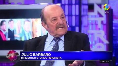 Bárbaro: No votaría a Cristina, pero tampoco me convencen los aciertos de Macri copy