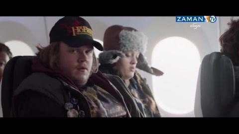 Yeni Zelanda Havayolları öyle bir reklam filmi çekti ki!