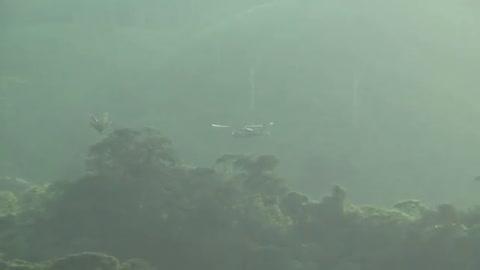Diez muertos en caída de helicóptero militar en Colombia