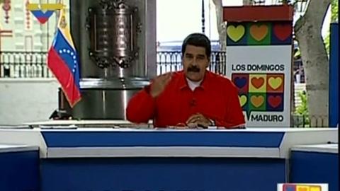 Maduro exige a oposición que respete elecciones de Costituyente