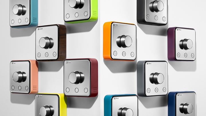 Yves Béhar Creates A Smart Thermostat That Resembles A Simple Piece Of Steel