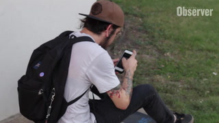 Watch Pokemon Go Players Stare at Their Phones in Dealey Plaza
