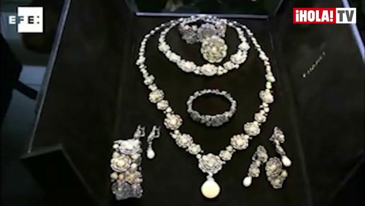 Chanel presenta su última colección de alta joyería en París