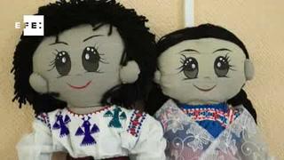 'Paquitas', muñecas para aprender lenguas indígenas de México