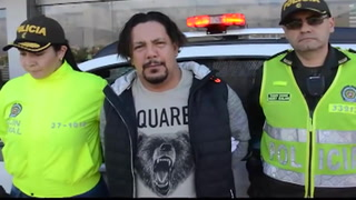 Capturan a uno de los narcotraficantes más buscados en Colombia