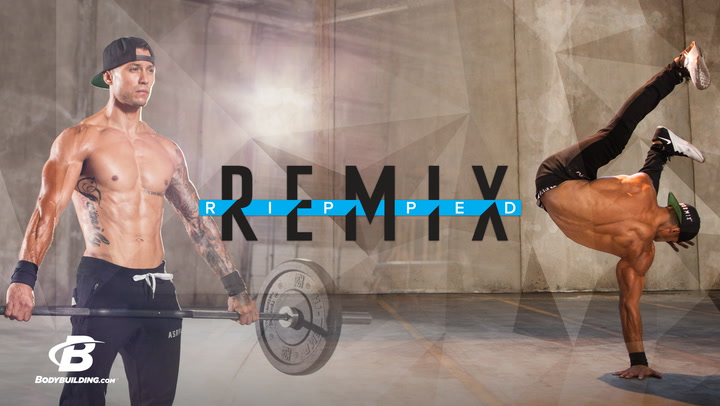 Ripped Remix: 4-Week Training Program | Mike Vazquez