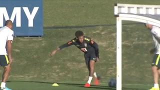 Neymar evoluciona