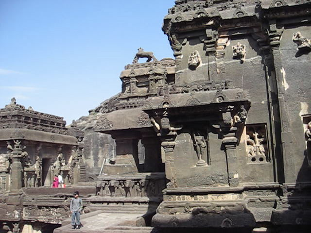 Ajanta & Ellora Videos-Cave temples and monasteries at Ellora