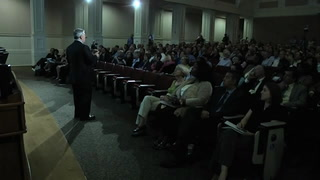 Town Hall Meeting with President Barron