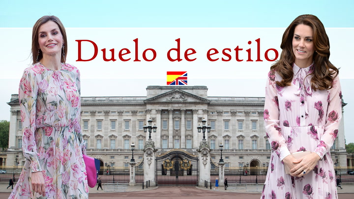 Visita de Estado: ¿se encontrarán doña Letizia y la Duquesa de Cambridge?