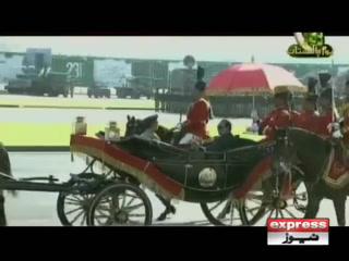 ہماری امن دوست پالیسی کو کمزوری ہر گز نہ سمجھا جائے، صدر ممنون حسین