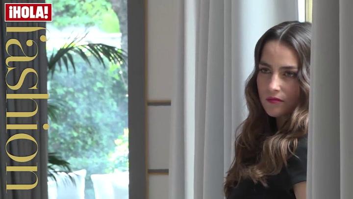 Making of\': María Palacios y los colores \'it\' del maquillaje de verano en ¡HOLA! Fashion