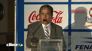 El discurso de Jorge Luis Pinto cuando fue presentado como técnico de Honduras