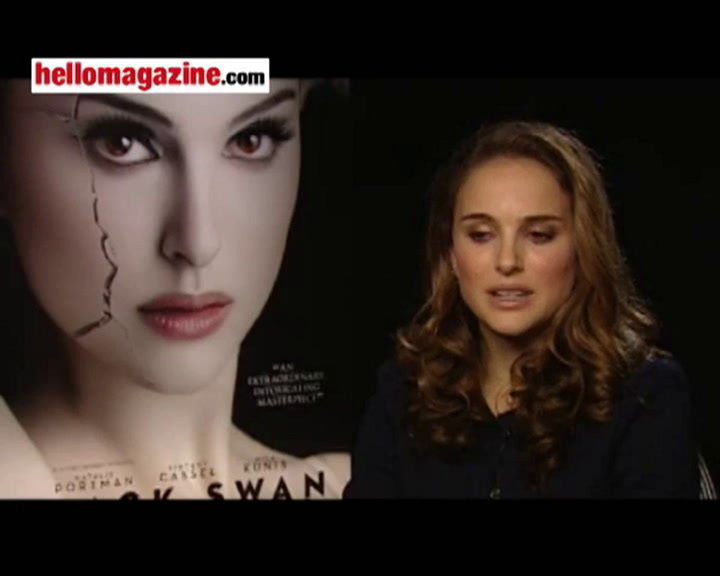 \'Light and delicate on top, but gruesome and gruelling underneath\' Natalie Portman on \'Black Swan\'