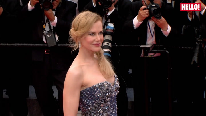 Happy Birthday To Nicole Kidman! Watch Her Best Red Carpet Moments