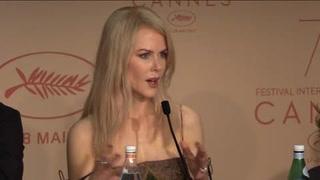 Nicole Kidman protagoniza filme provocador y aterrador