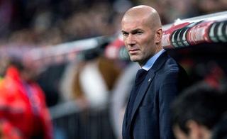 Zinedine Zidane está arrepentido y le pide perdón a una de sus jugadores