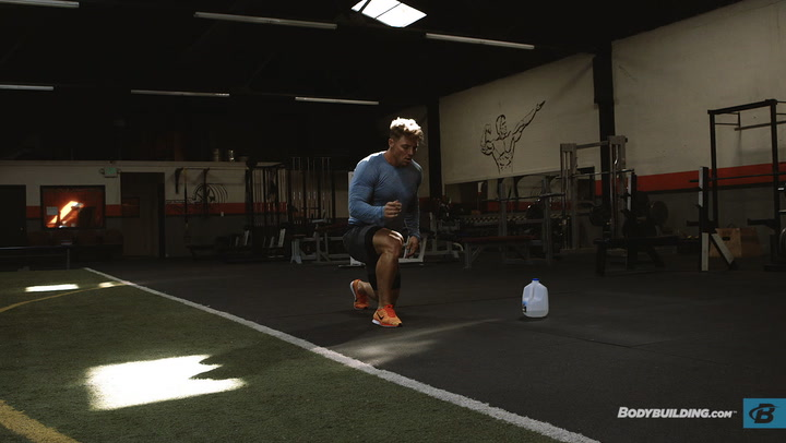 Athleticism | Steve Cook's Modern Physique