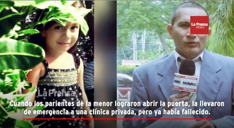 Asesinan a hija de periodista en El Progreso, Yoro