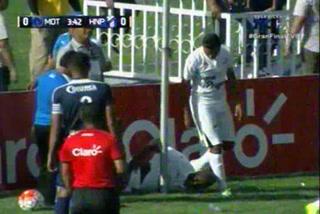 Mirá el terrible golpe que sacó a Pastor Martínez de la final