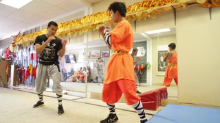 Kung Fu Academy Continues Thirty-Five-Generations-Deep Tradition