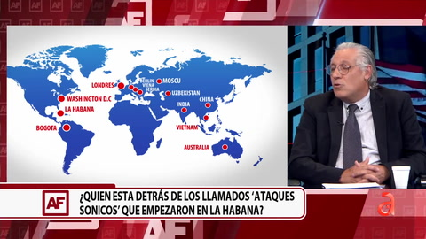 Síndrome de La Habana azota a embajada de EE.UU. en Bogotá ¿Quién está detrás de estos ataques?