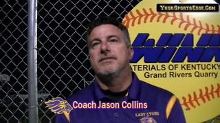 Collins Breaks Down Season-Opening Win