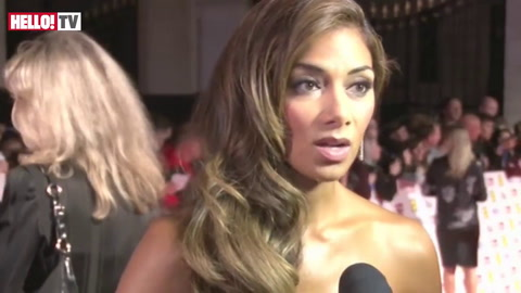 Nicole Scherzinger and Kimberley Walsh lead stars at the Pride of Britain awards