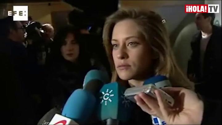 María León, \'emocionada e ilusionada\' por su candidatura al Goya