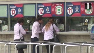 Sin filas en taquilla para el Clásico Tapatío en Copa MX