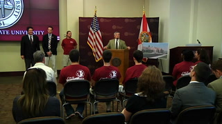 "FSU to be ""most veteran-friendly campus"""