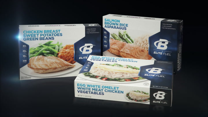 B-Elite Fuel Healthy Meals - Bodybuilding.com