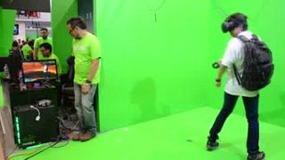 Conferencias y tecnología atraen a jóvenes al Campus Party